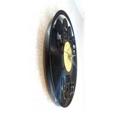 Часы на виниле Beatles-2