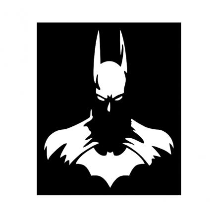 Резная картина Бэтмен