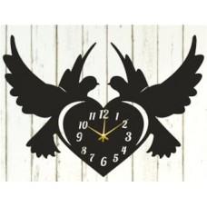 Часы для влюблённых Голуби
