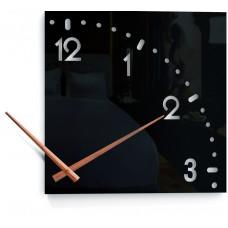 Деревянные часы Четверть