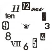Настенные часы из дерева Микс