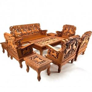 Экологически чистая мебель из массива древесины